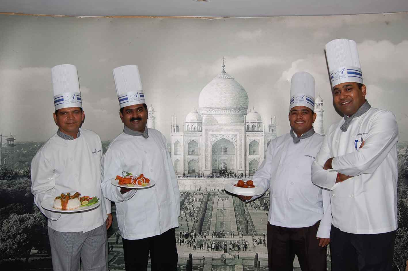 Top 10 Chefs Of India